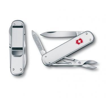 Victorinox švicarski žepni nož Money Clip, alox (0.6540.16)