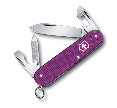 Victorinox švicarski žepni nož Alox steel Violet Cadett (0.2601.L16)