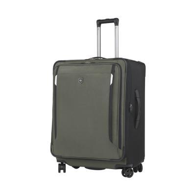 Victorinox potovalni kovček werks 5.0 wt-27 dual caster, olivno zelen (32302303)