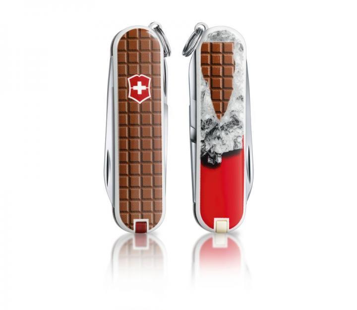Victorinox švicarski žepni nož Classic, čokolada (0.6223.842)