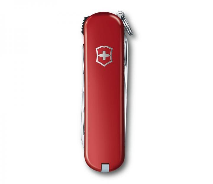 Victorinox švicarski žepni nož Nail Clip 580, rdeč (0.6463)