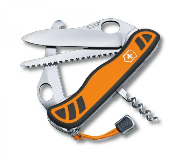 Victorinox švicarski žepni nož Hunter XT, oranžen (0.8341.MC9)