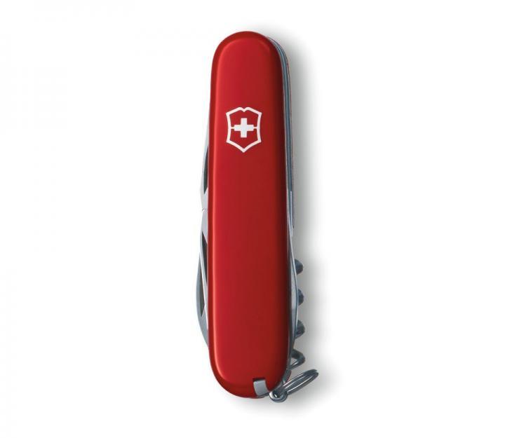 Victorinox švicarski žepni nož Spartan, rdeč (1.3603)