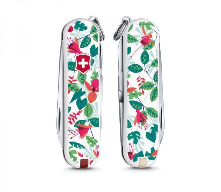 "Victorinox švicarski žepni nož Classic ""Rainforest Walk"" (0.6223.L1601)"