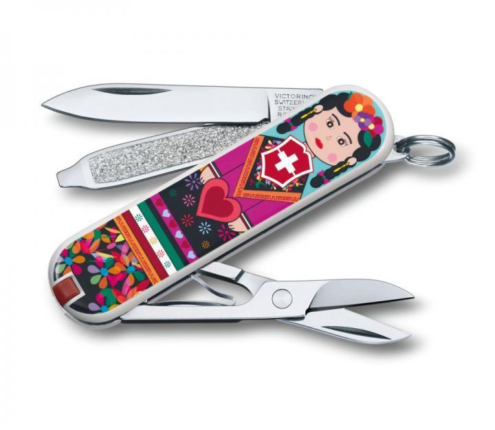 "Victorinox švicarski žepni nož Classic ""Mexican"" (0.6223.L1602)"
