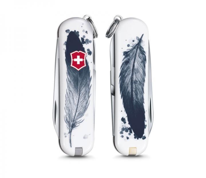 """Victorinox švicarski žepni nož Classic """"Light as a feather"""" (0.6223.L1605)"""