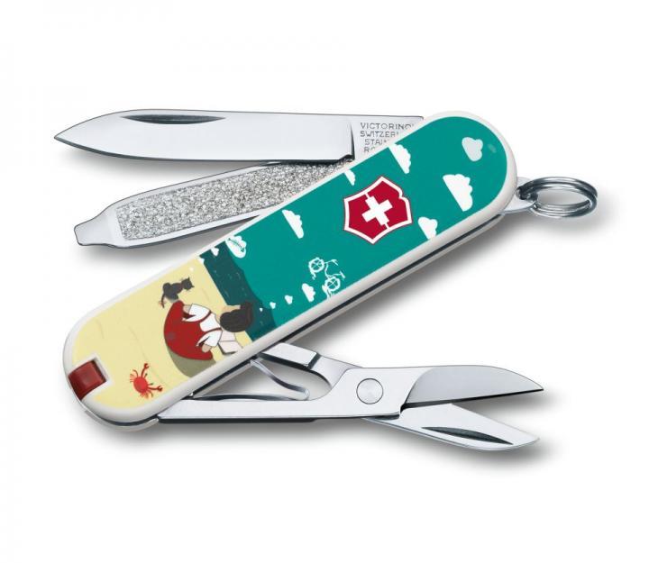 "Victorinox švicarski žepni nož Classic ""Dream Big"" (0.6223.L1606)"