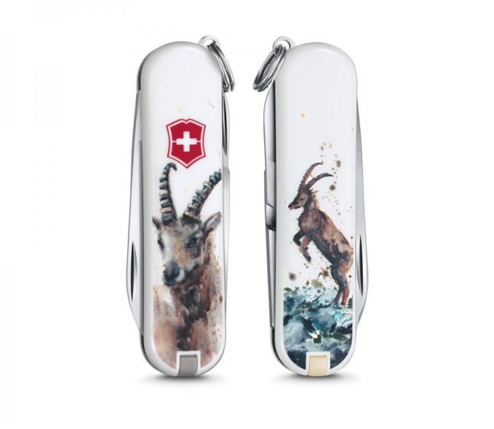 "Victorinox švicarski žepni nož Classic ""Capricorn"" (0.6223.L1610)"