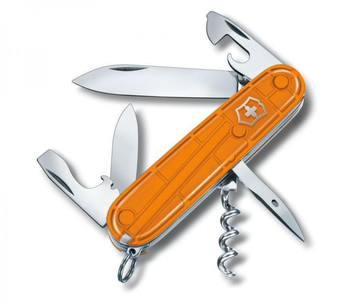 Victorinox švicarski žepni nož Color twins, oranžen (1.8901.L9)