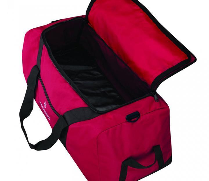 Victorinox Potovalna torba Lifestyle accessories 4.0 Large travel Duffel, rdeča (31175503)