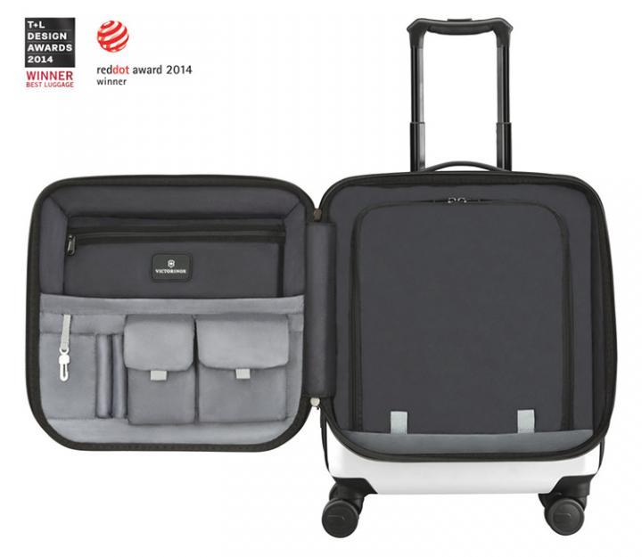 Victorinox kabinski kovček Spectra™ Dual-Access Extra-Capacity Carry-on, rdeč (31318103)