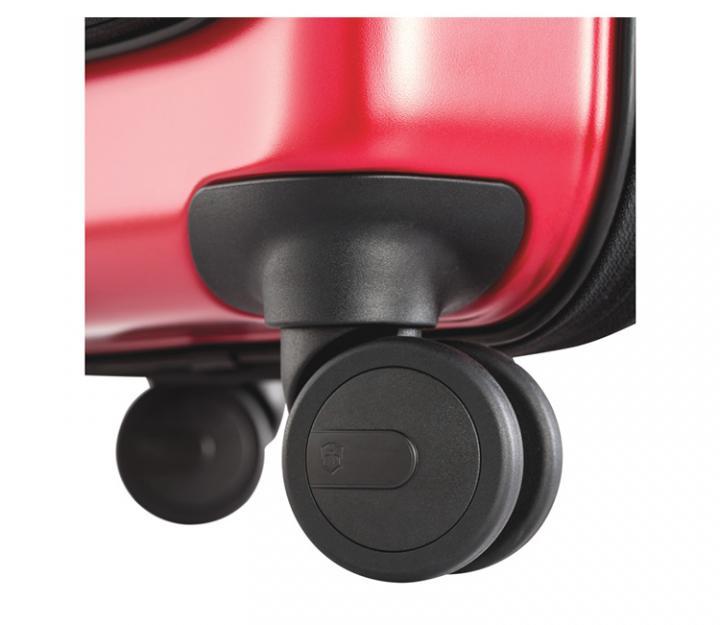 Victorinox potovalni kovček spectra™ medium, 8 koles, črn (31318401)