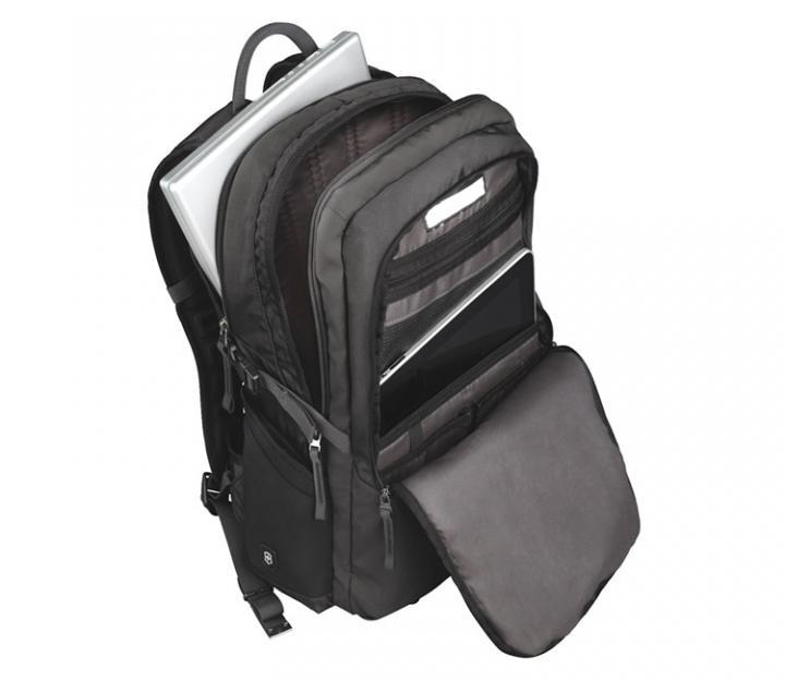 Victorinox Altmont 3.0 Deluxe nahrbtnik za prenosnik, črn (32388001)