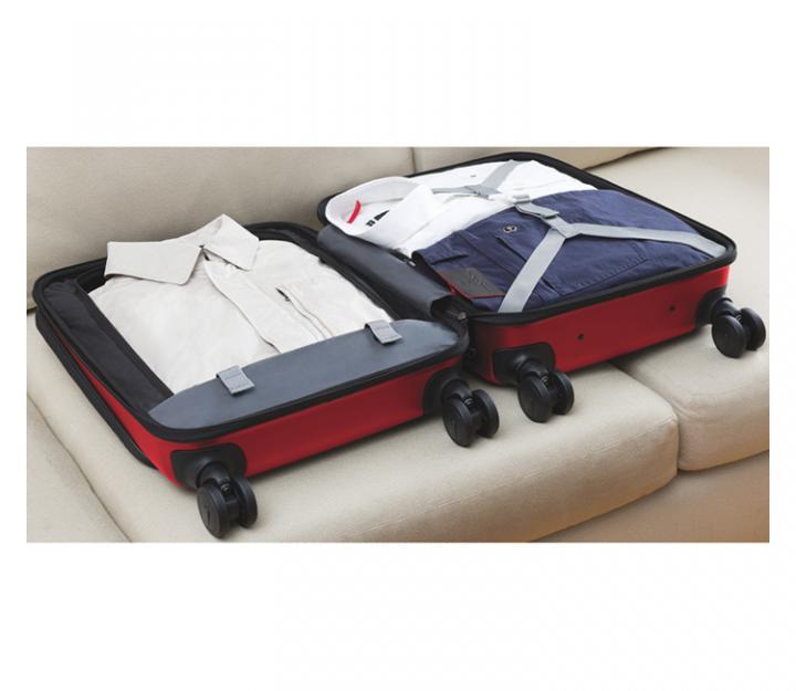 Victorinox potovalni kovček spectra™ large, rdeč (31318503)