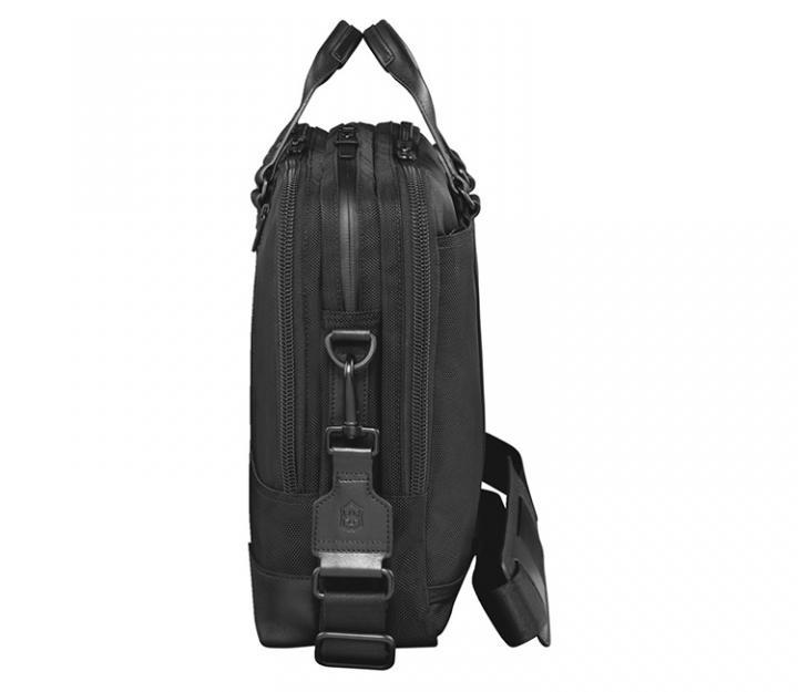Victorinox Poslovna torba Lexicon Professional Lassale 15, črna (601112)