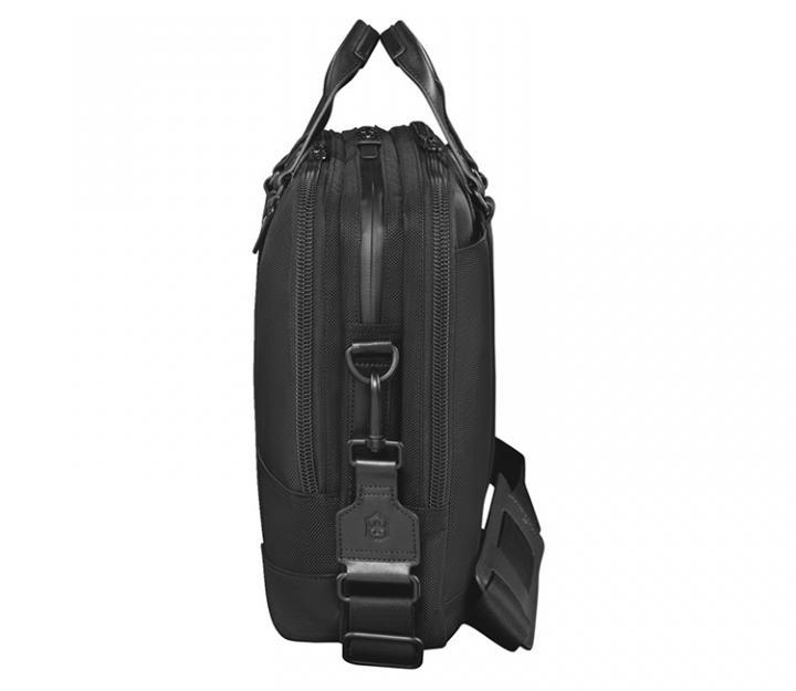 Victorinox Poslovna torba Lexicon Professional Paulista 17, črna (601113)