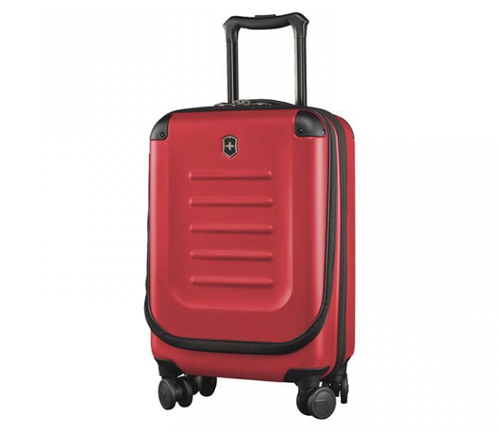 Victorinox kabinski kovček Spectra™ Expandable Compact Global Carry-on, rdeč (601284)