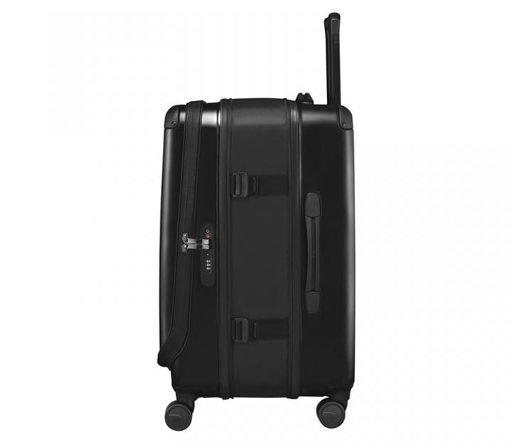 Victorinox potovalni kovček spectra™ medium expandable, črn (601290)