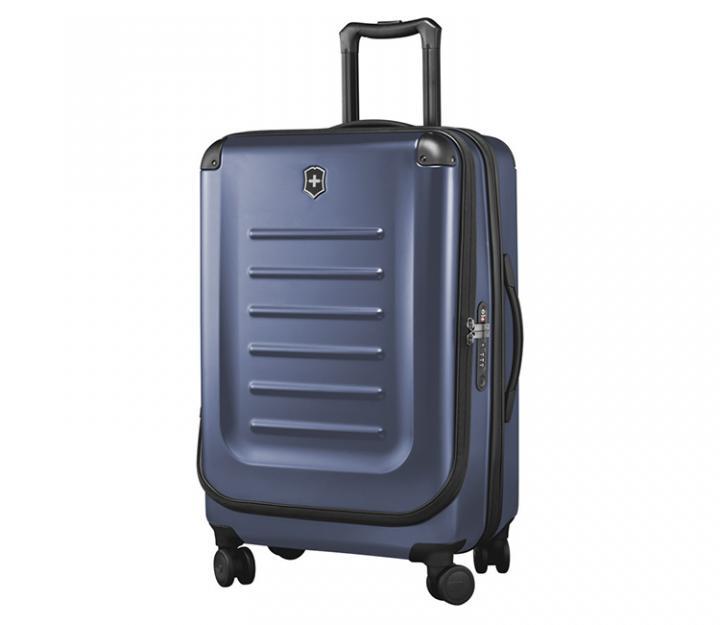 Victorinox potovalni kovček spectra™ medium expandable, moder (601352)
