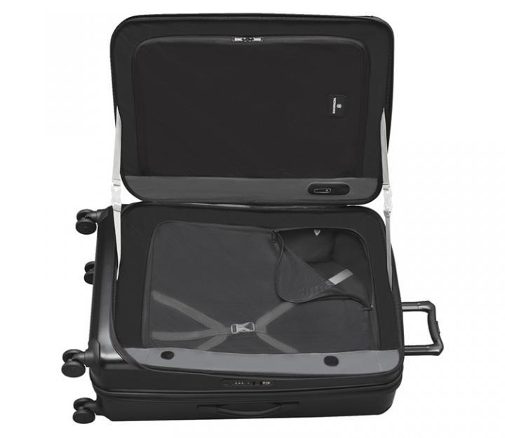Victorinox potovalni kovček spectra™ extra-large expandable, črn (601294)