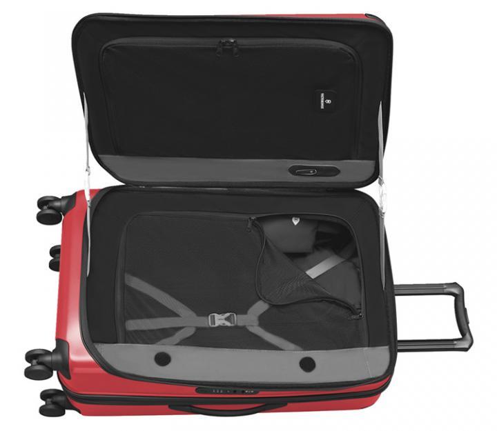Victorinox potovalni kovček spectra™ large expandable, rdeč (601292)