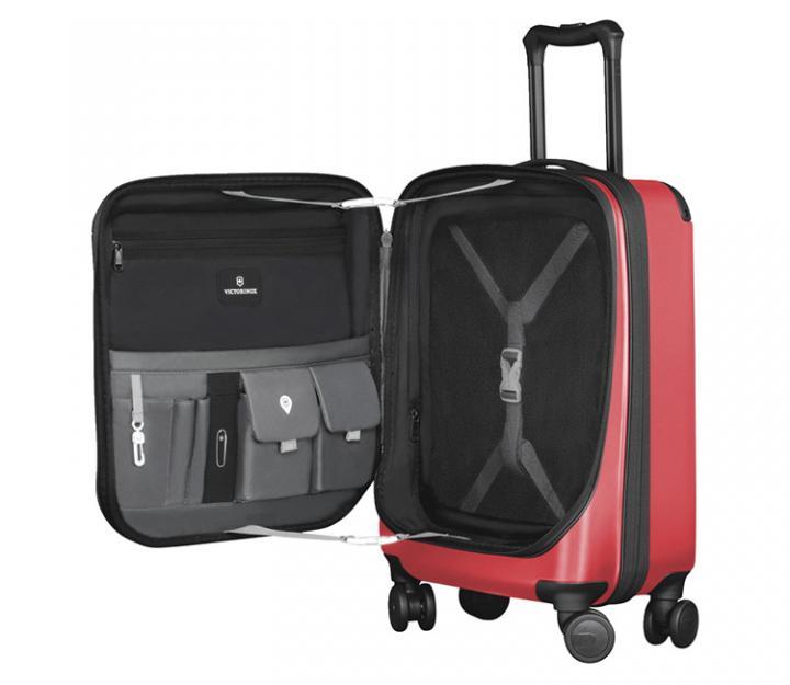 Victorinox kabinski kovček Spectra™ Expandable Global Carry-on, rdeč (601349)