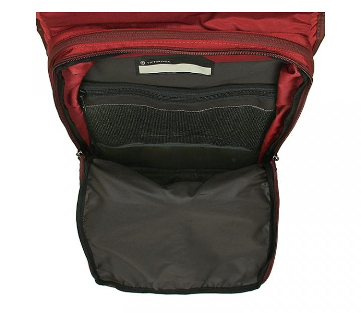 Victorinox Altmont 3.0 Flapover nahrbtnik za prenosnik, črn/rdeč (32389303)
