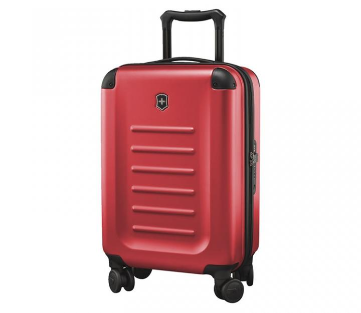 Victorinox kabinski kovček Spectra™ Compact Global Carry-on, rdeč (601146)