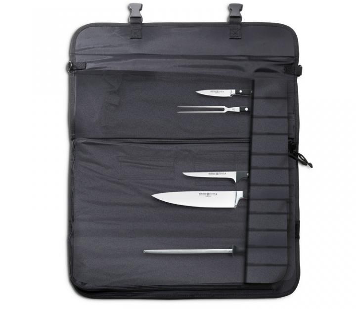 Wüsthof transportna torba za kuharje, črna (7378)
