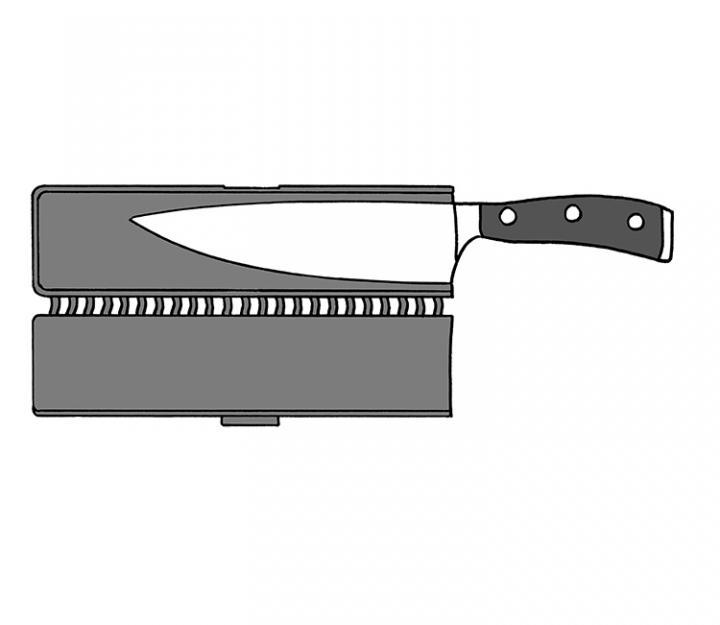 Wüsthof magnetna zaščita za rezila do 26 cm (9921-3)